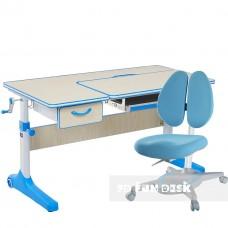 Комплект парта и кресло Растущая парта Cubby Imparare