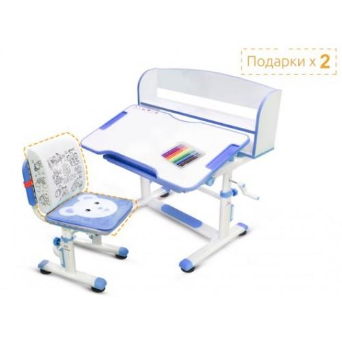 Детский Комплект парта и стульчик Mealux BD-10