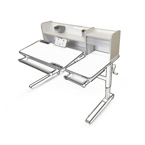 Полка для стола Mealux Sherwood XL