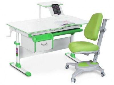 Детский Комплект парта и кресло Mealux EVO-40
