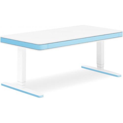 Стол для работы стоя и сидя Moll Unique T7 XL Light Blue