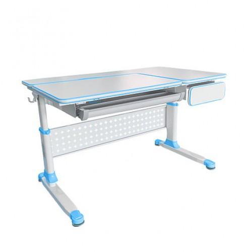 Парта-трансформер для школьника Brunia Blue Cubby