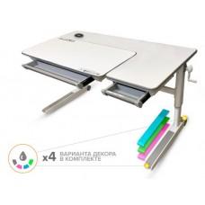 Детский стол Mealux Sherwood XL Lite Multicolor Energy
